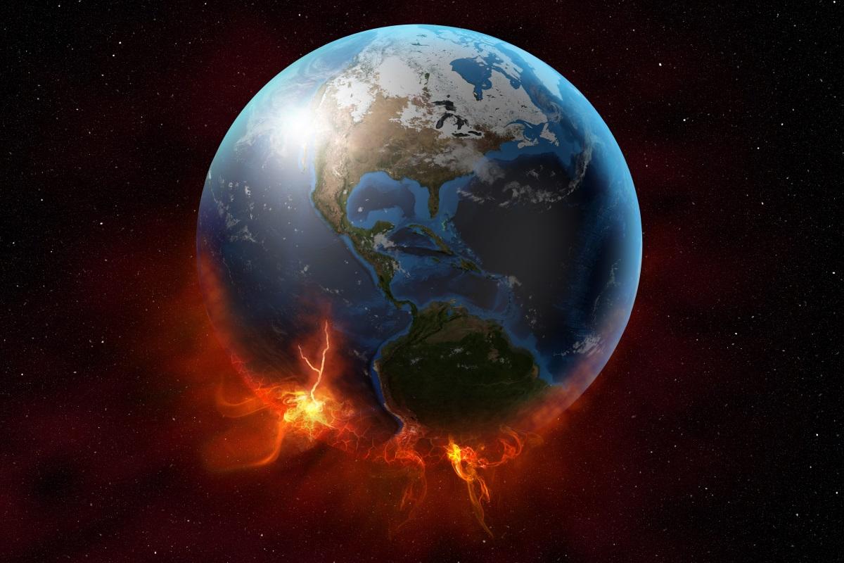 Riscaldamento globale Terra