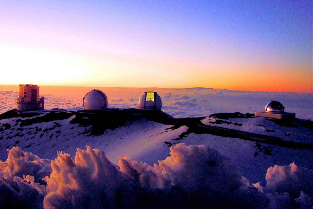 telescopio maunakea hawaii