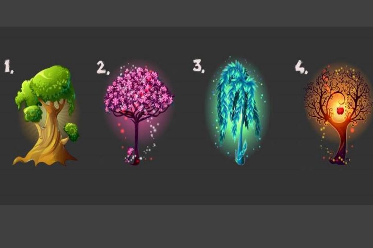 test albero personalita
