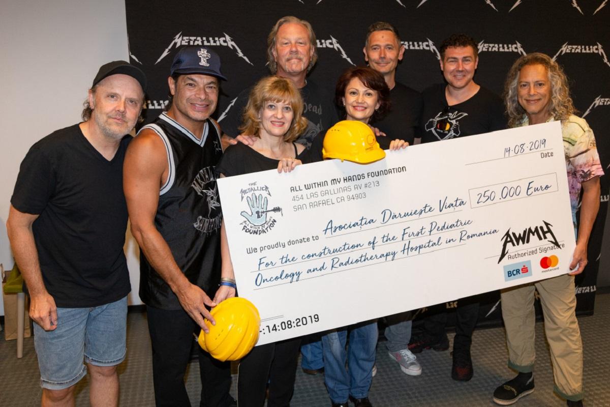 Donazione Metallica