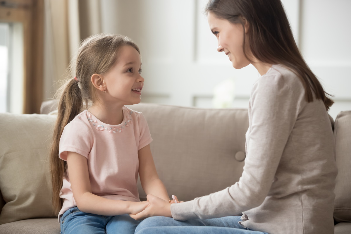 Come la voce di mamma influenza le emozioni dei figli