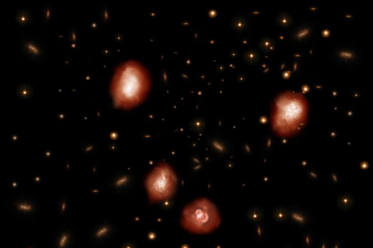 universo galassie nascoste
