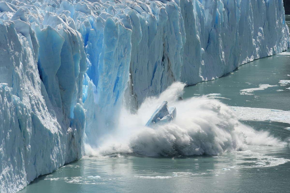 scioglimento ghiacciai pesticidi anni '40