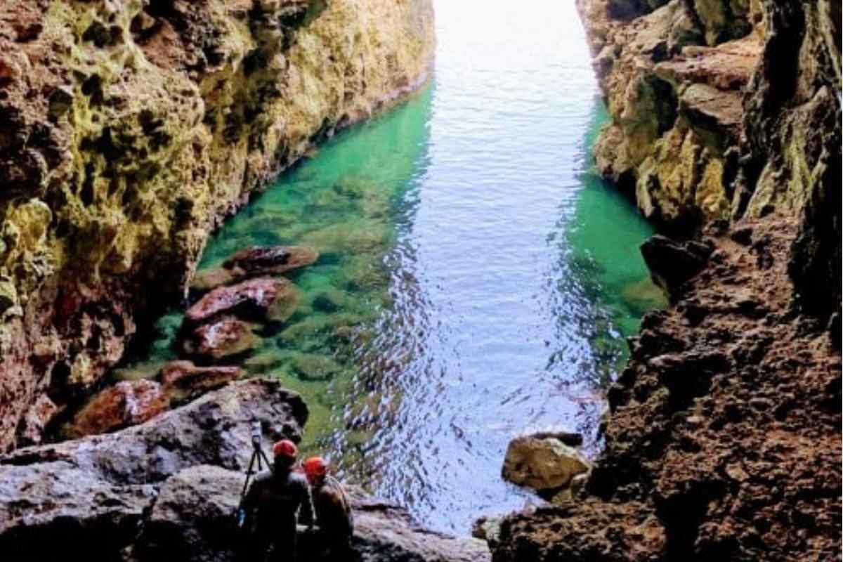grotta circeo ulisse
