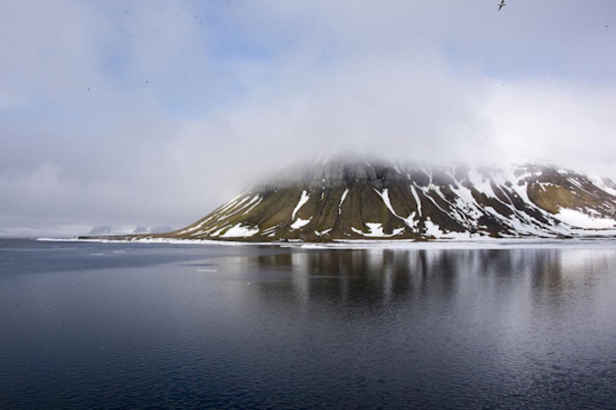 isole nuove artico cambiamenti climatici