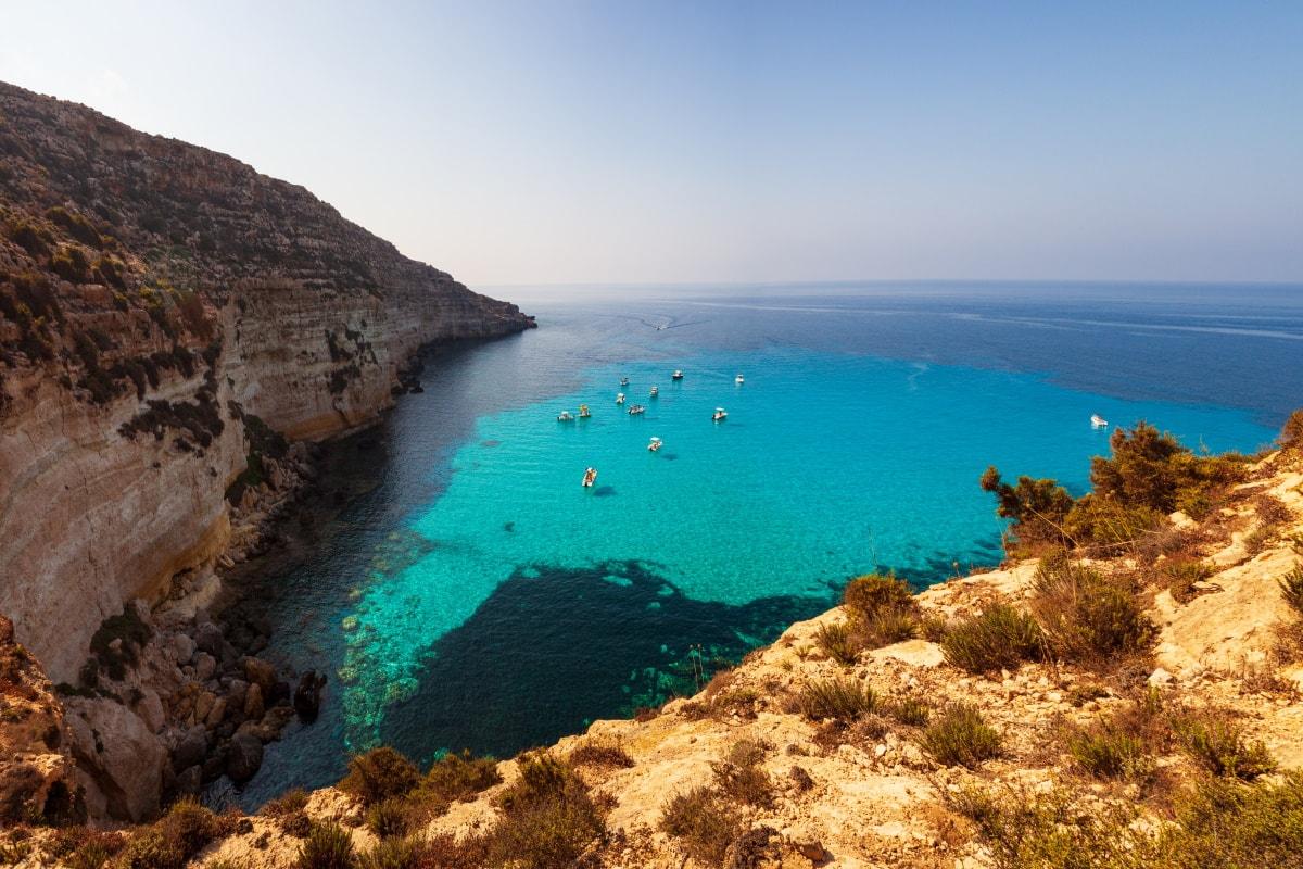 Lampedusa frana