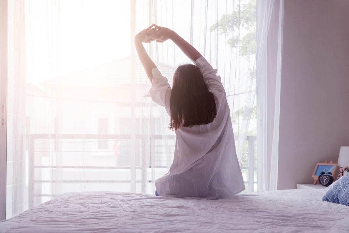 Essere mattinieri è questione di geni