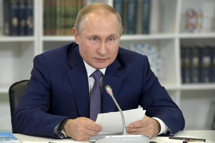 Putin rassicura sull'esplosione