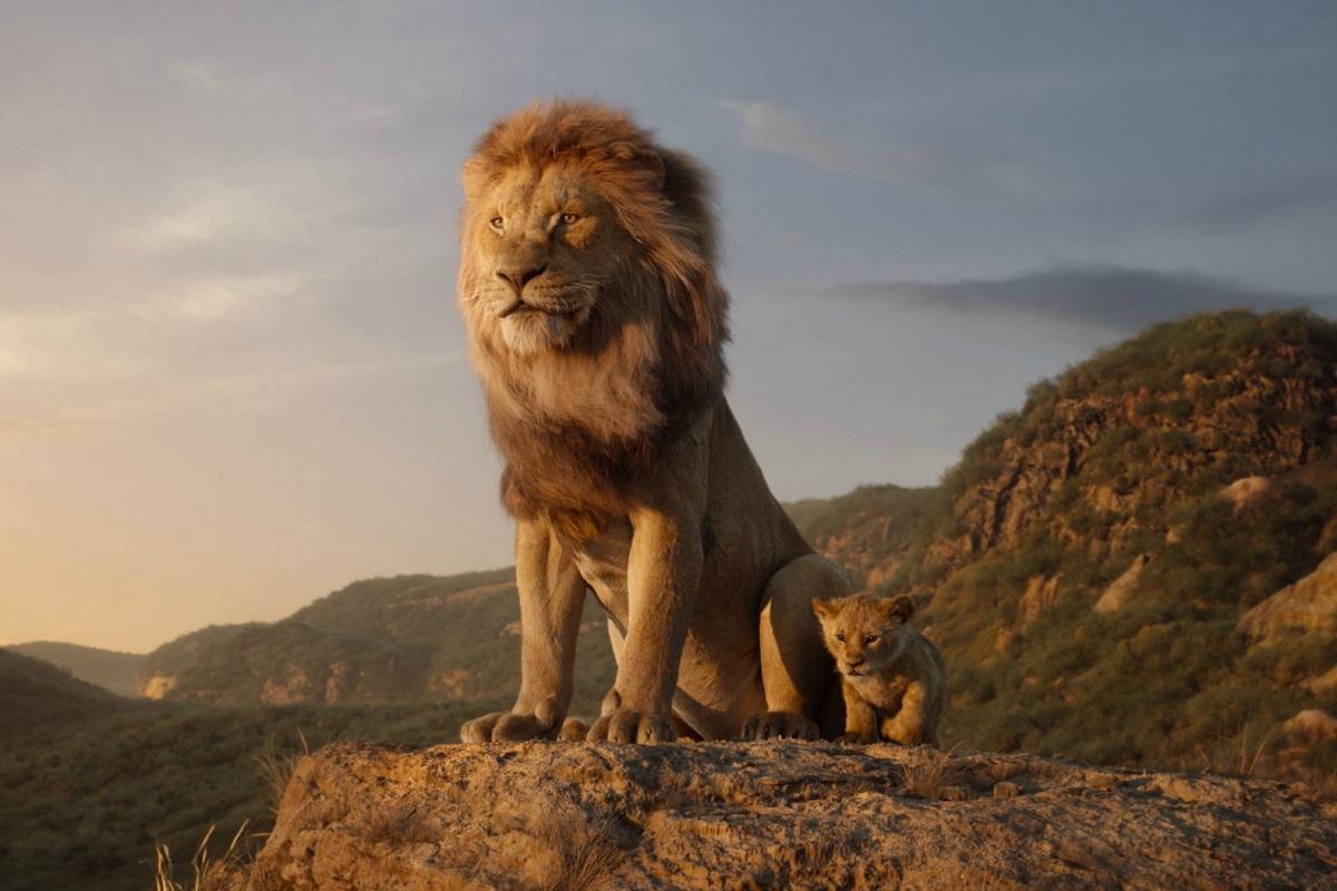 Campagna disney per i leoni