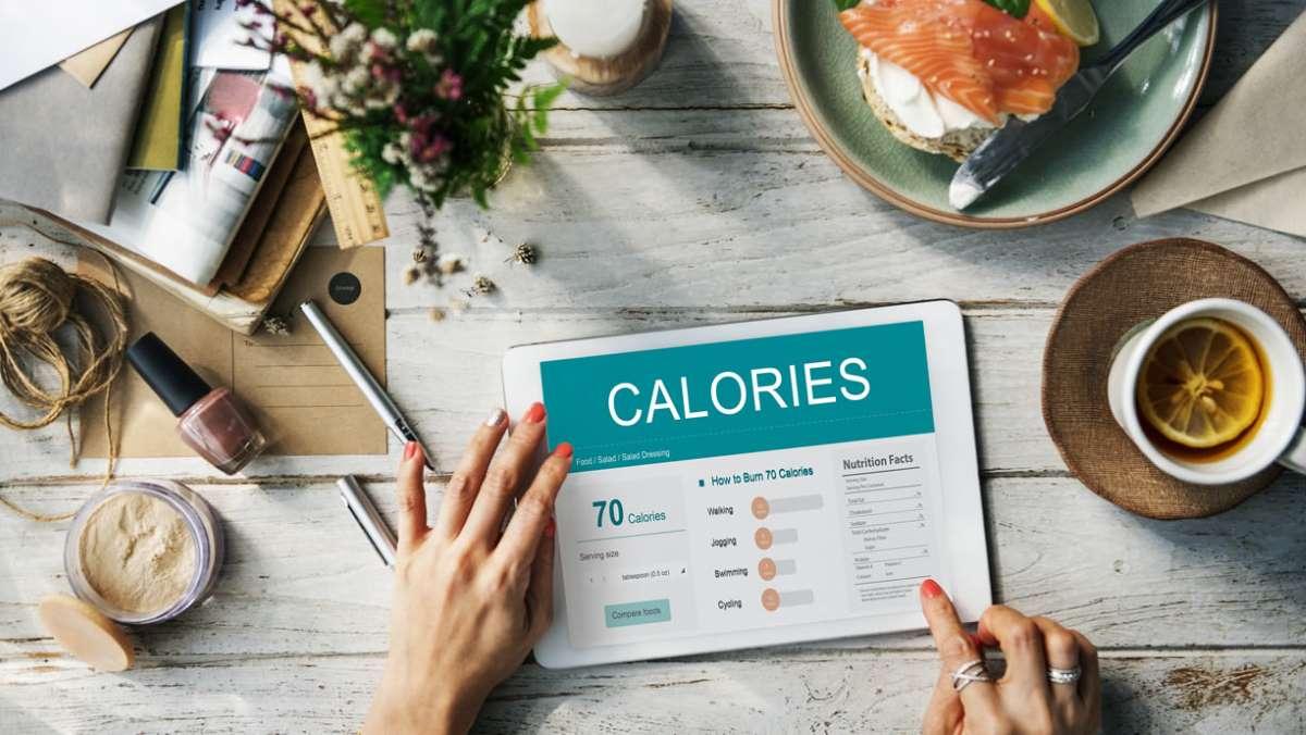 serve contare le calorie