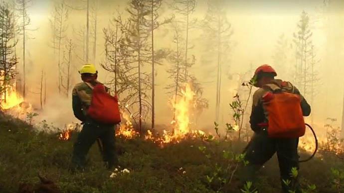 siberia-fiamme