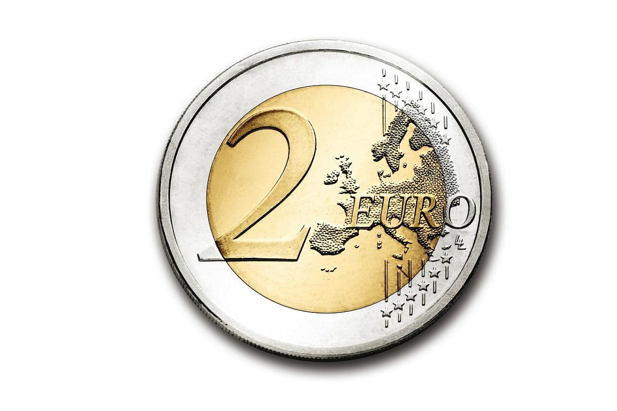 Moneta 2 euro