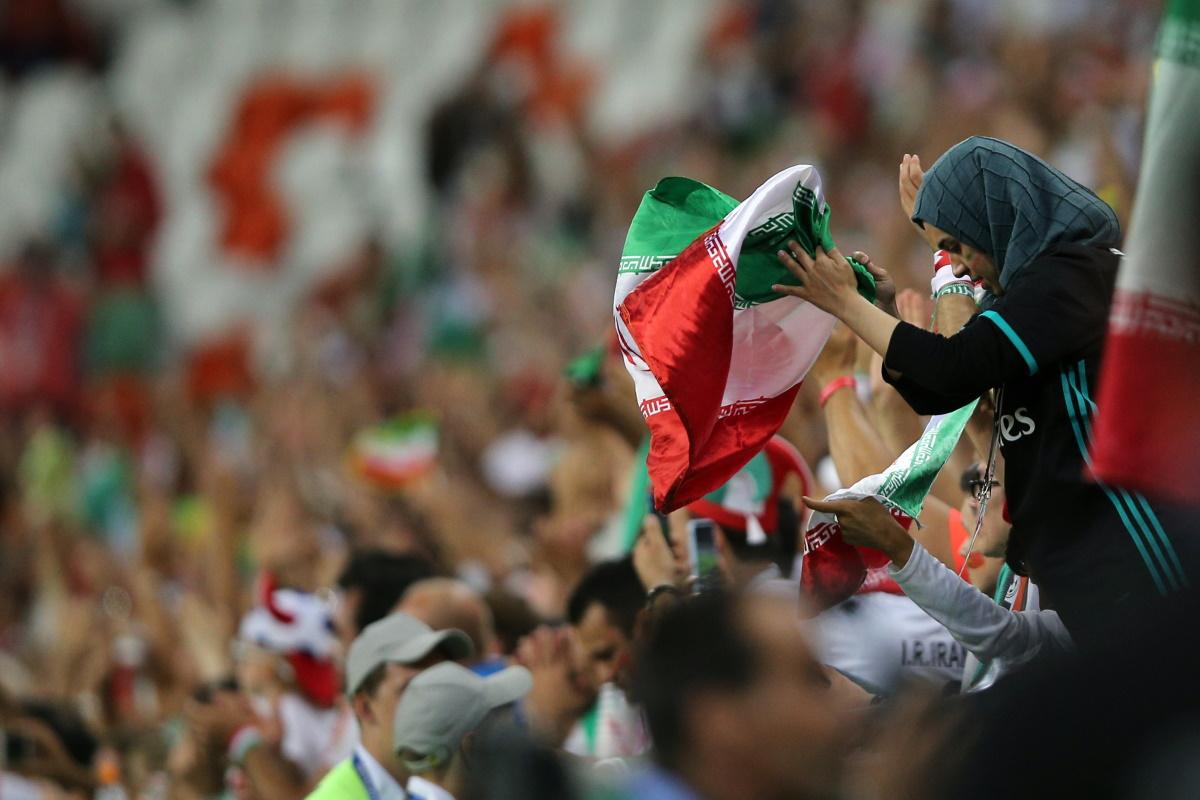 Iran stadio