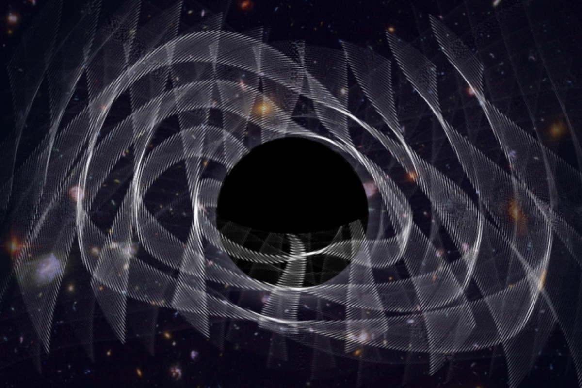 buco nero suono