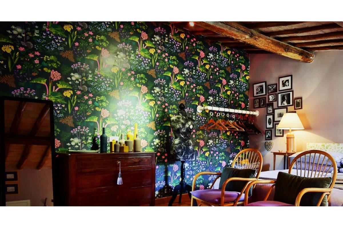 Rinnovare Pareti Di Casa carta da parati ecologica: come rinnovare le pareti di casa