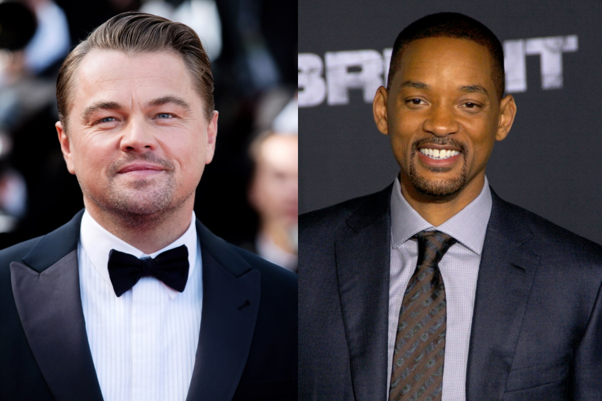 DiCaprio e Will Smith