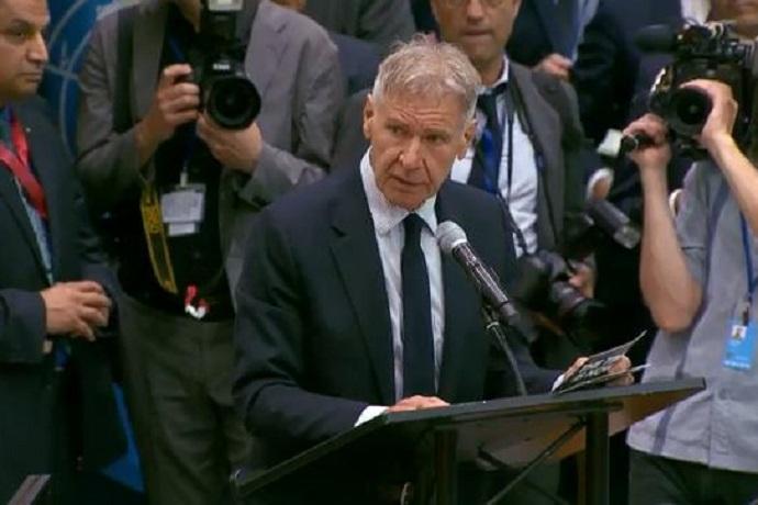 Harrison Ford dona 18 milioni per l'Amazzonia