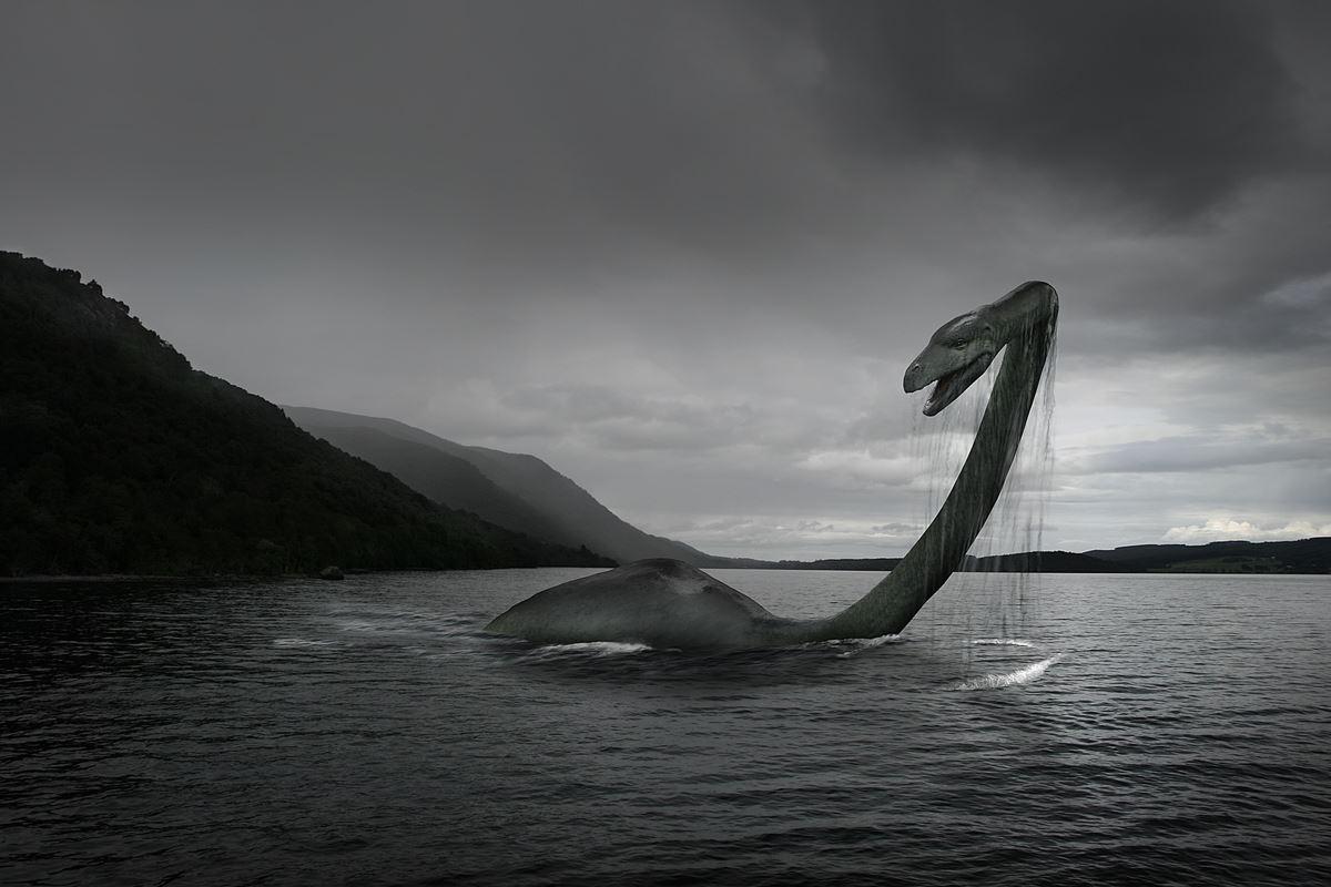 mostro di loch ness anguilla gigante