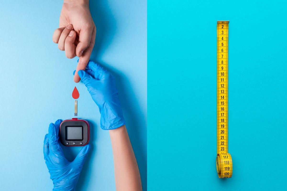 diabete e statura