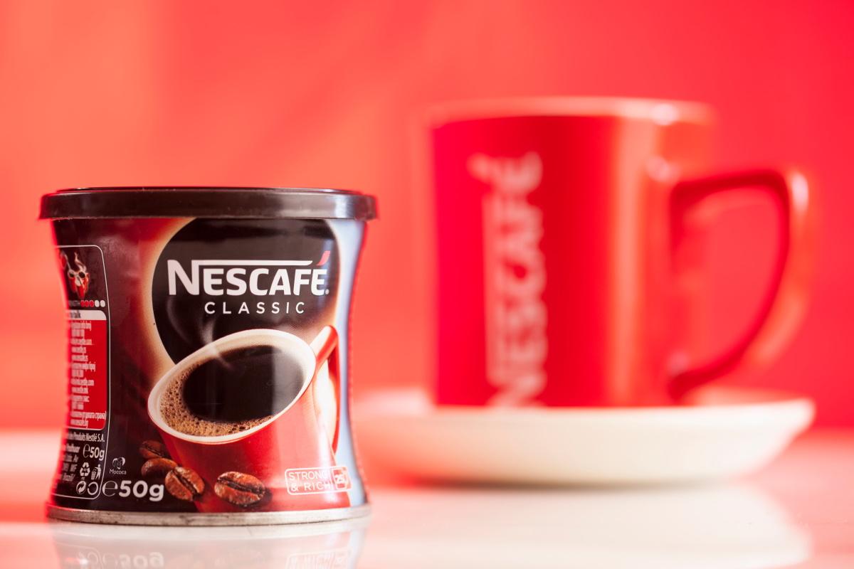 Glifosato in Nescafé e Nespresso
