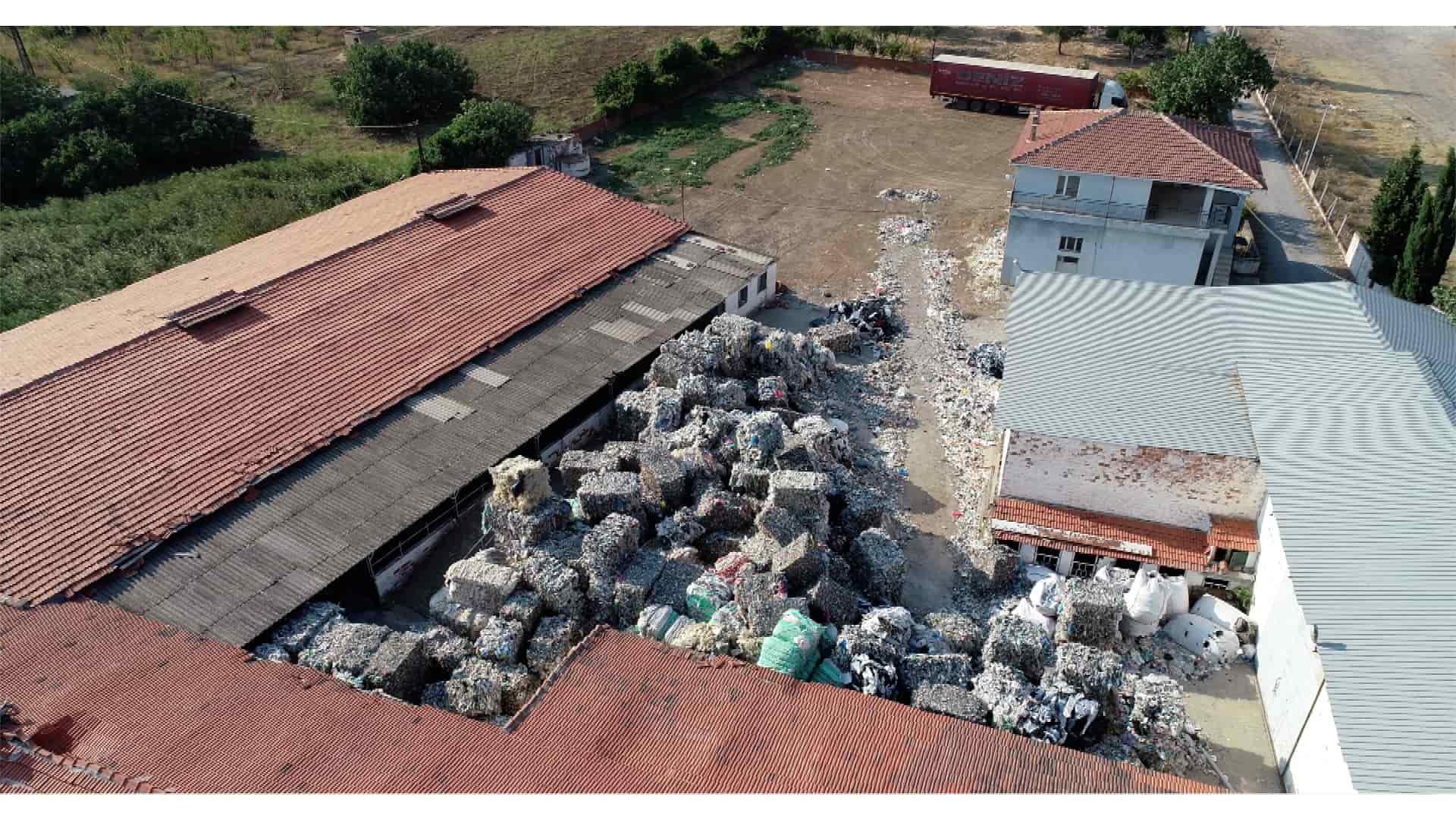 Turchia rifiuti