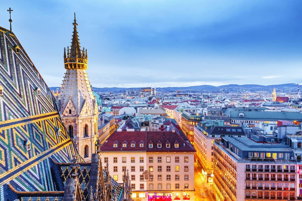 Vienna, città dove si vive meglio
