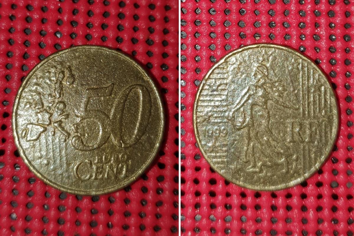 50 cent francia