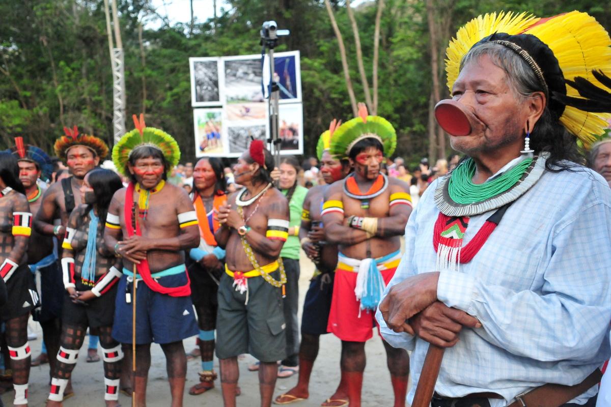 Indigeni brasiliani