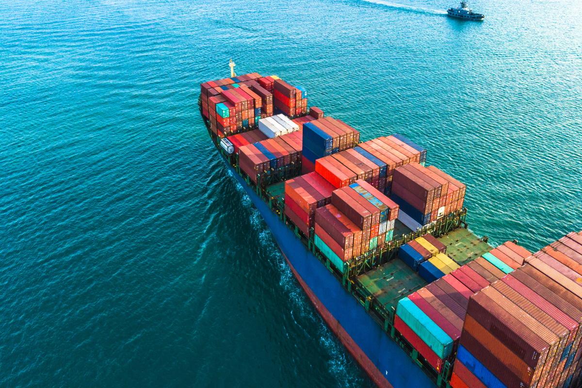 Navi trasporto merci