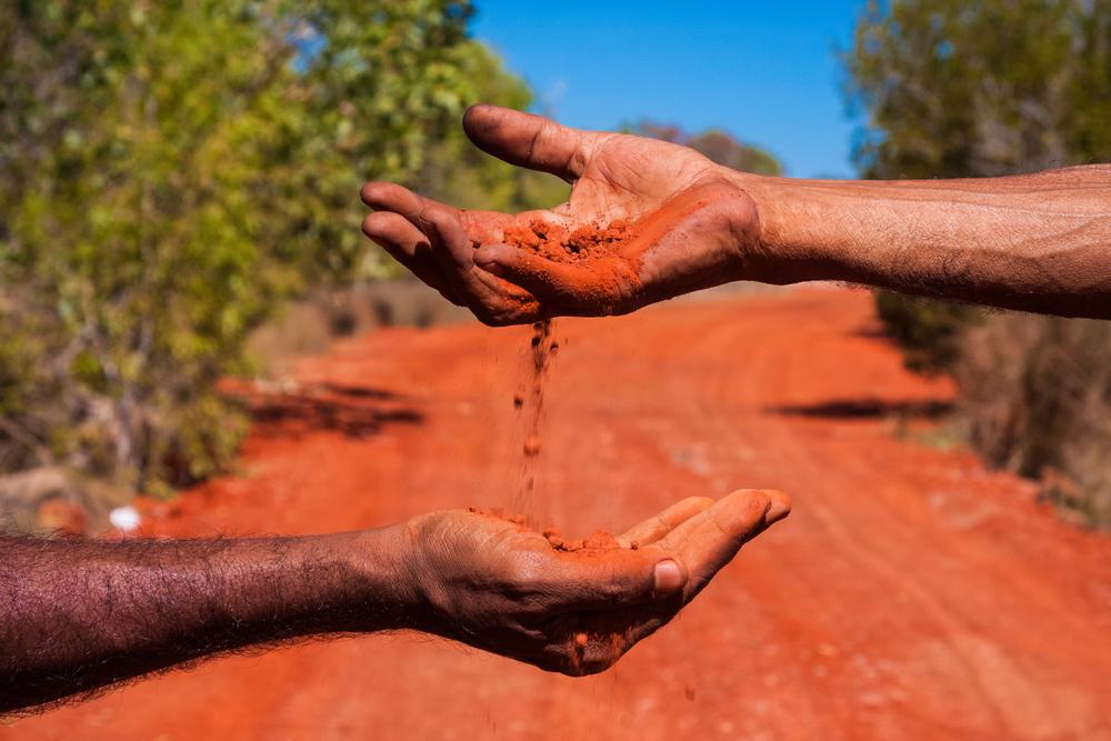 aborigeni uluru