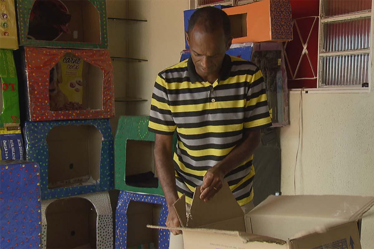 Costruire Cuccia Per Gatti questo artigiano ha realizzato migliaia di cucce per cani e