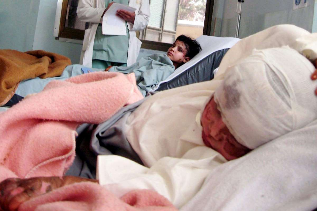 ospedale curdi