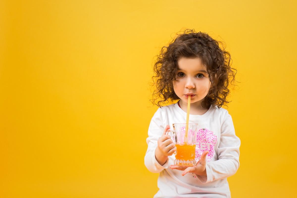 bambina-succo