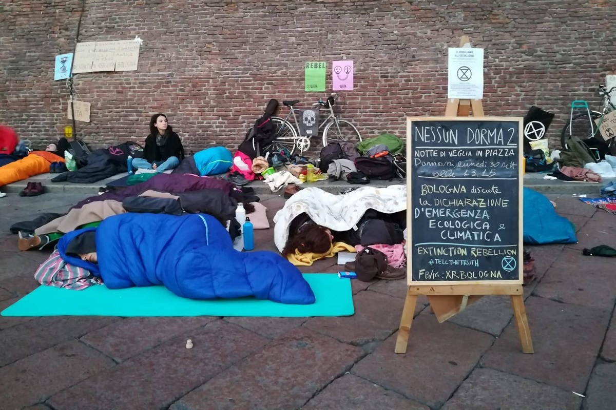 Bologna emergenza climatica