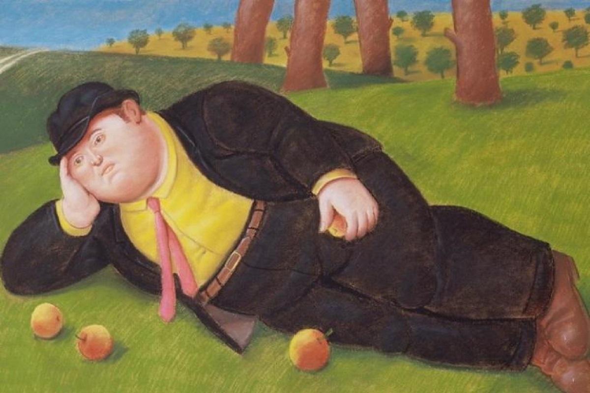 Botero mostra a Bologna