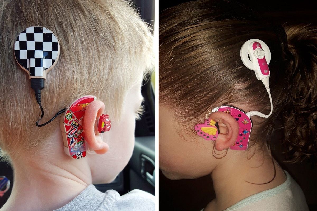 Dispositivo per sordi