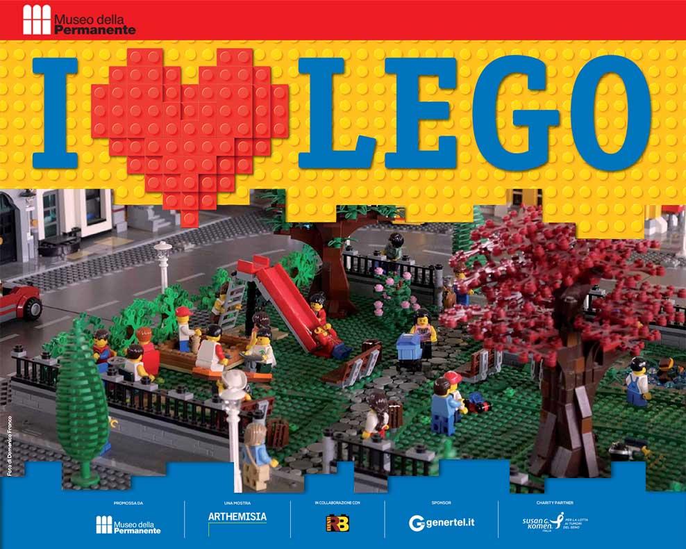 Lego Milano