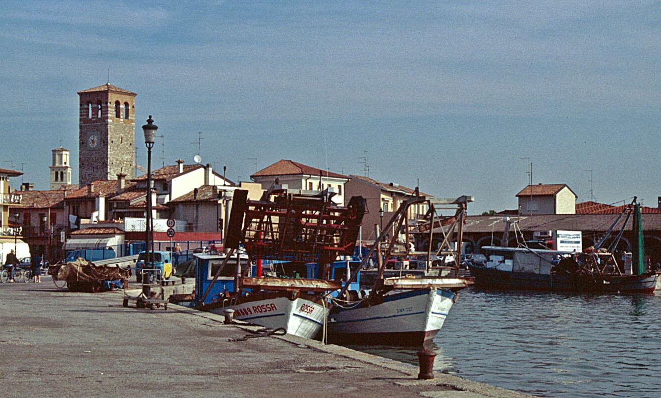 porto marano lagunare (udine)