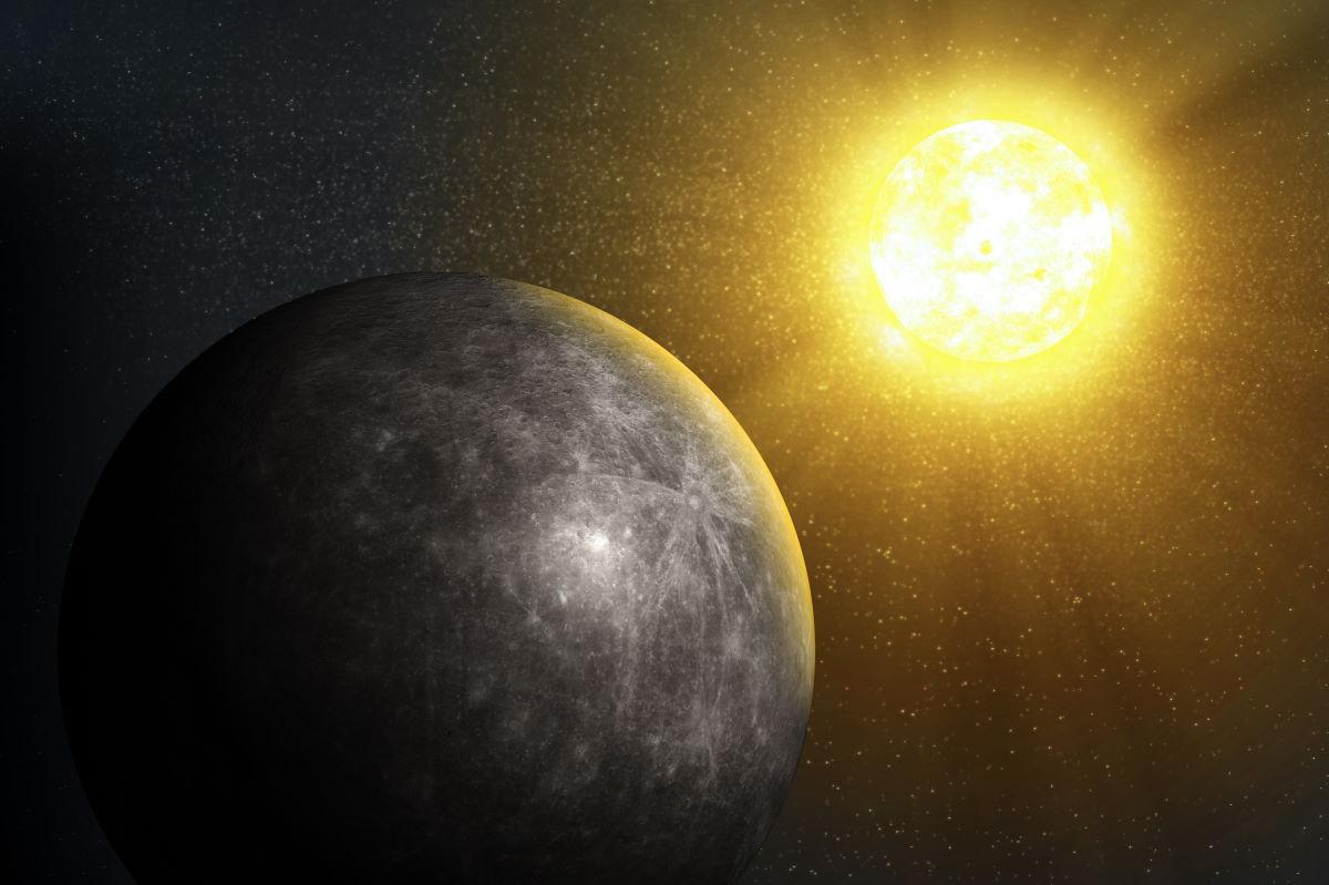 transito mercurio sole 11 novembre 2019