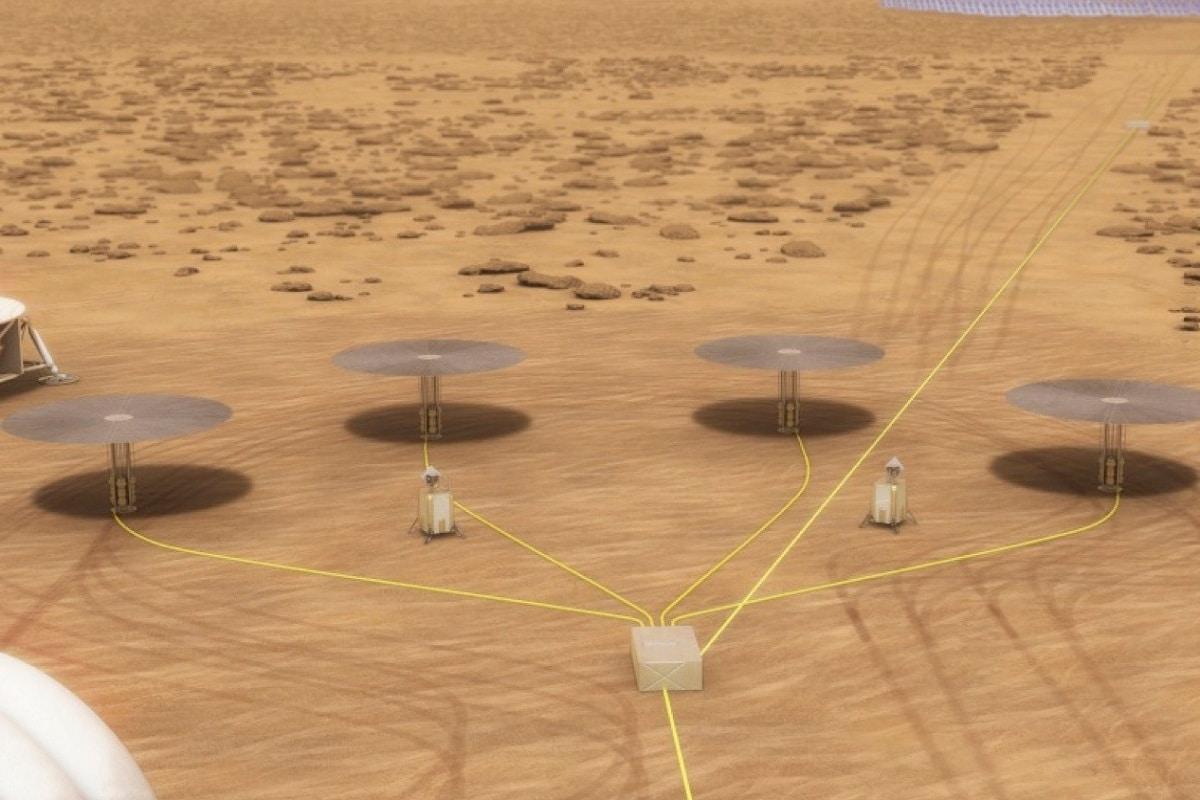 Reattore nucleare per colonizzare lo spazio