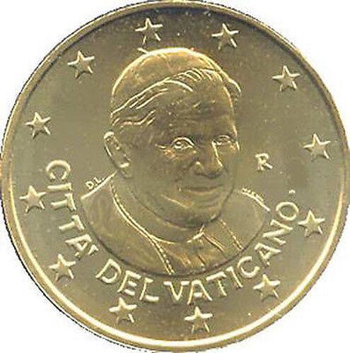 50 cent vaticano