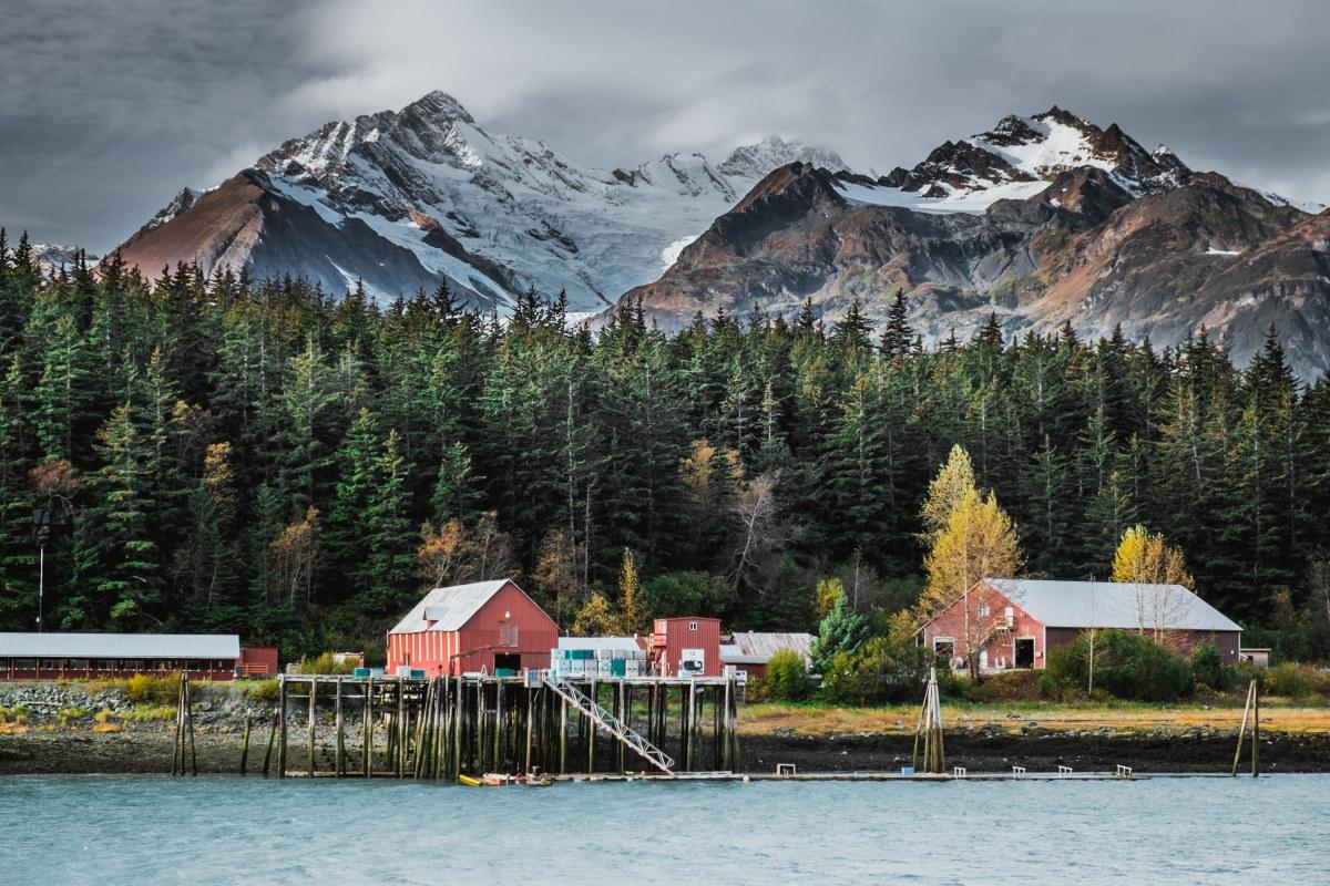 villaggio alaska