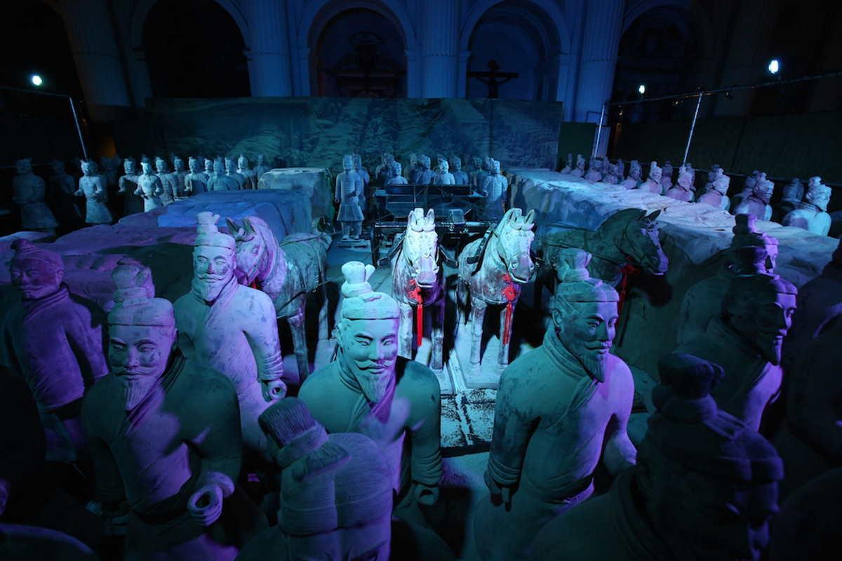 Esercito di Terracotta foto di Mario Zifarelli