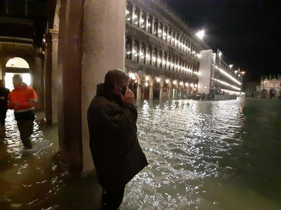 Alta marea Venezia
