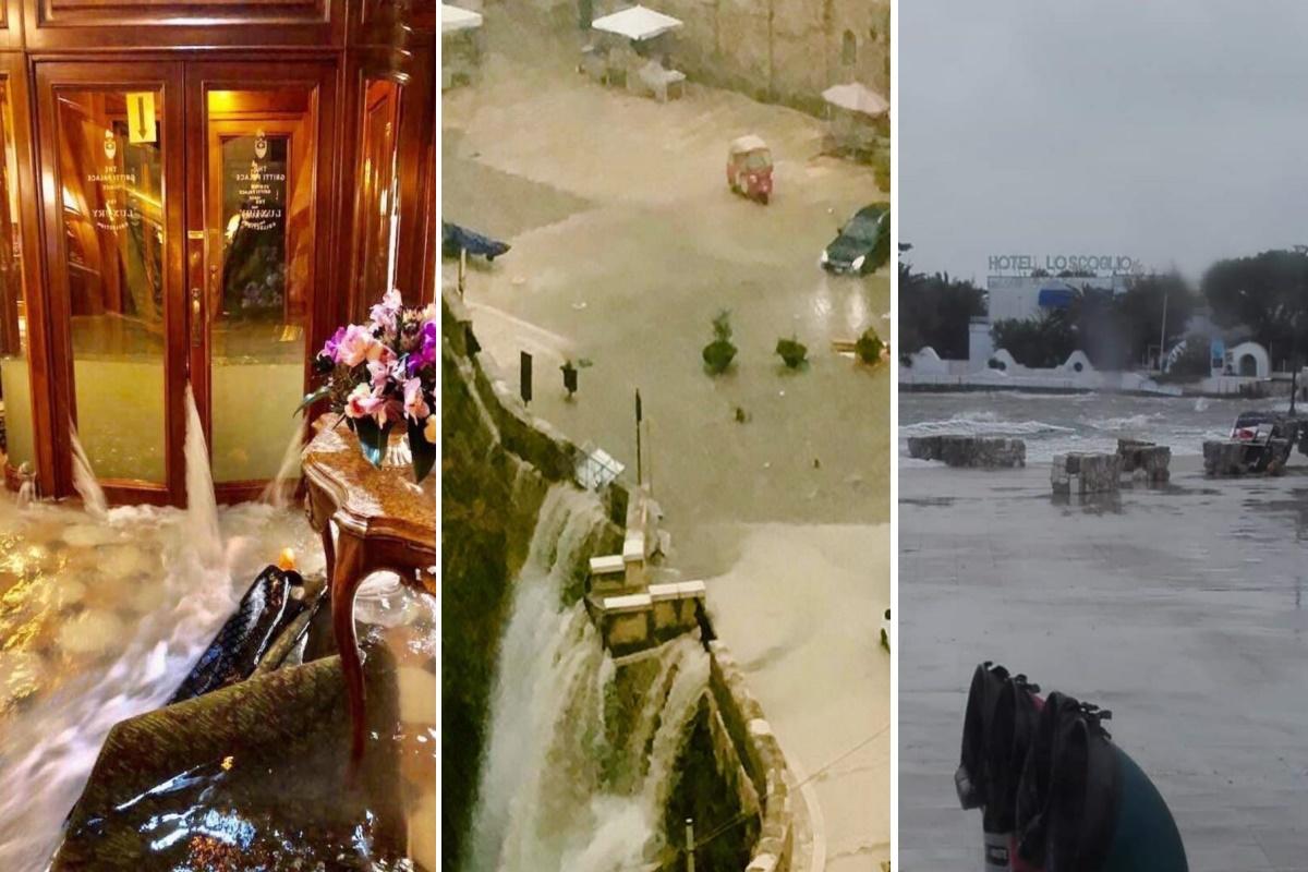 Alluvioni Italia