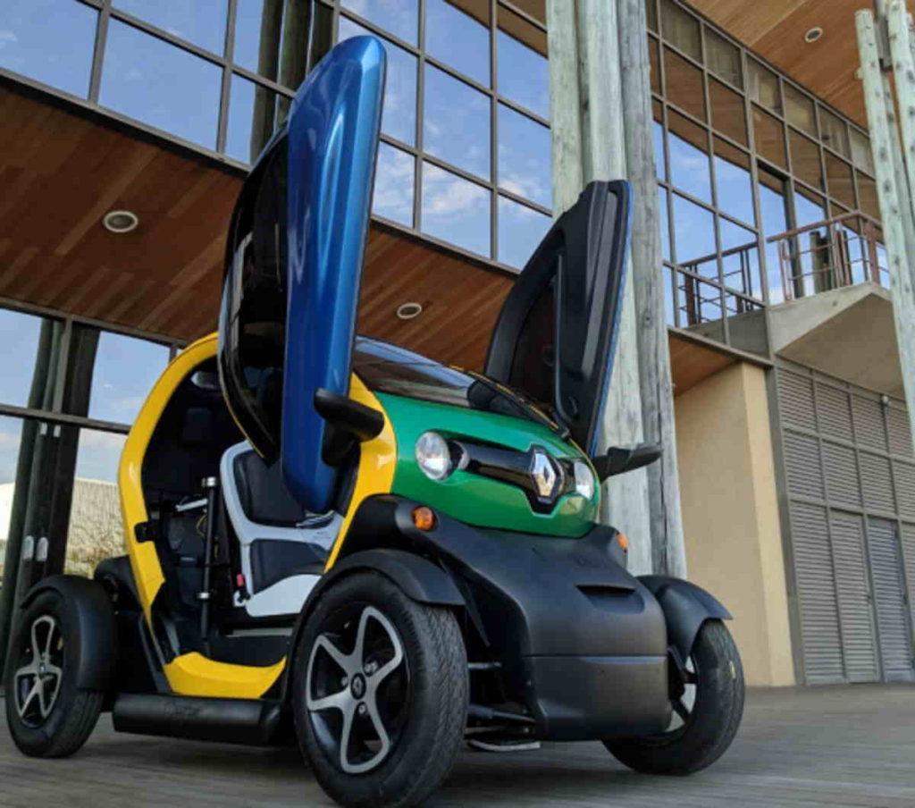 OrniTwizy, l'auto elettrica per disabili creata da alcuni ...