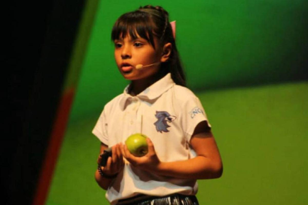 Adhara Perez asperger QI
