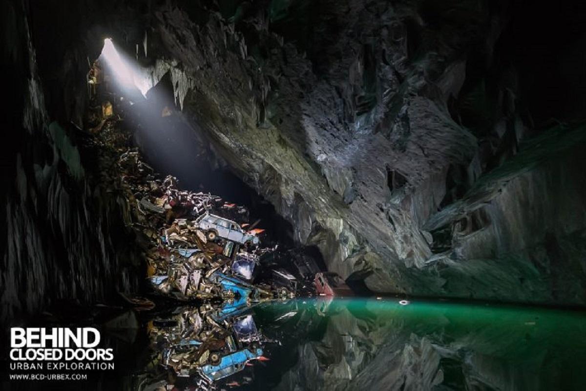 Caverna delle anime perdute