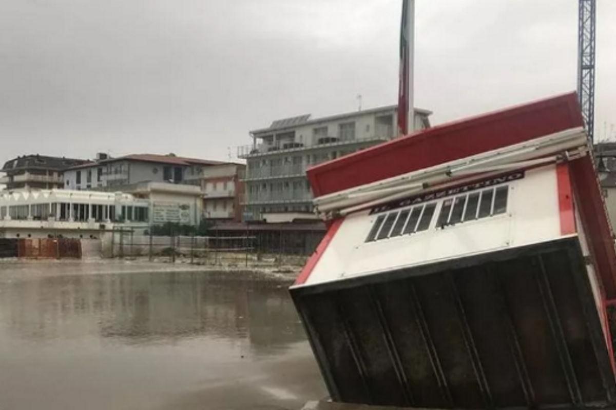 marea veneto litorale