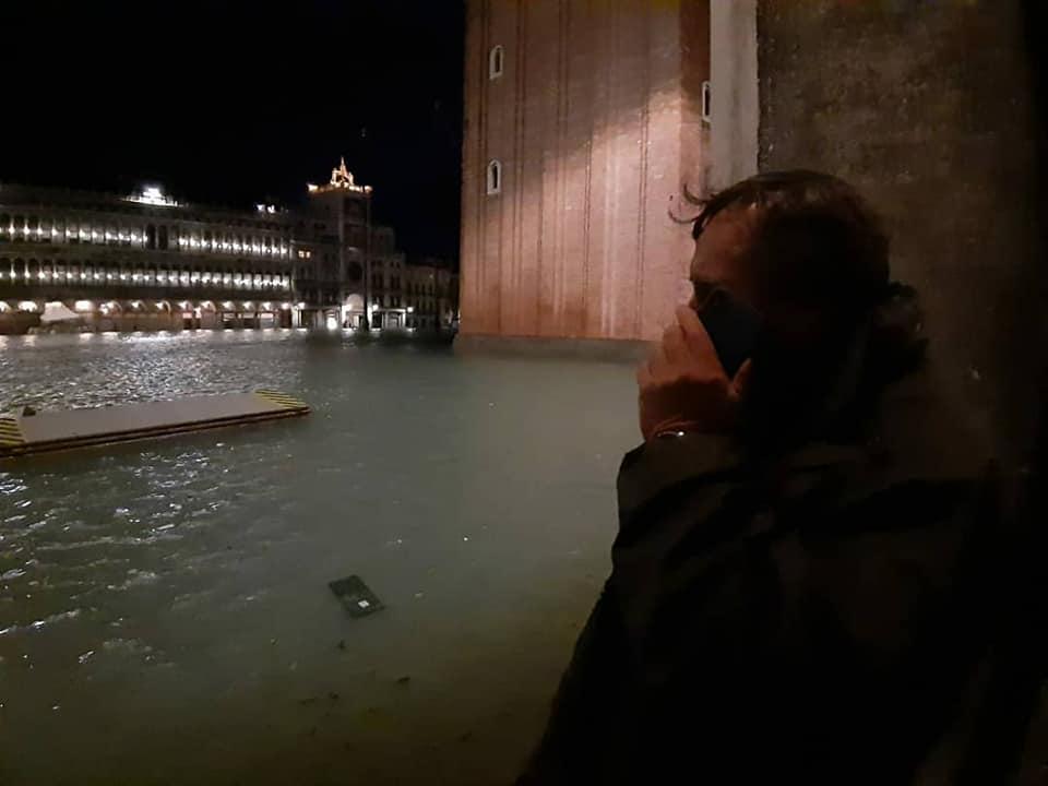 Marea a Venezia